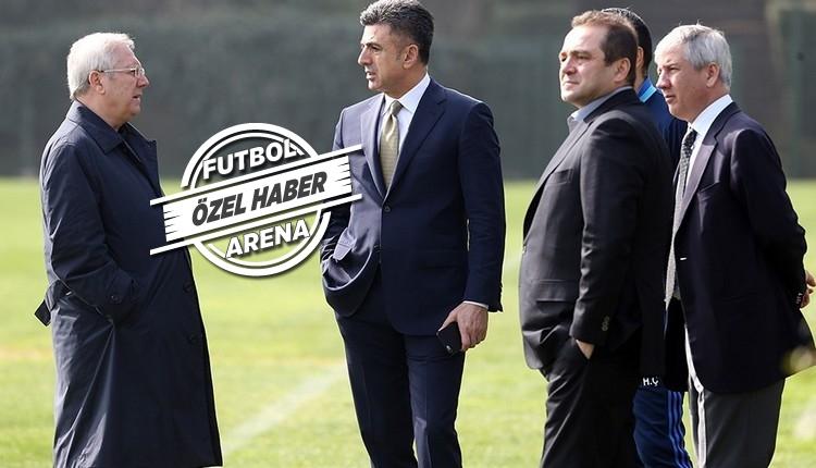 Fenerbahçe yönetiminden transfer çıkarması
