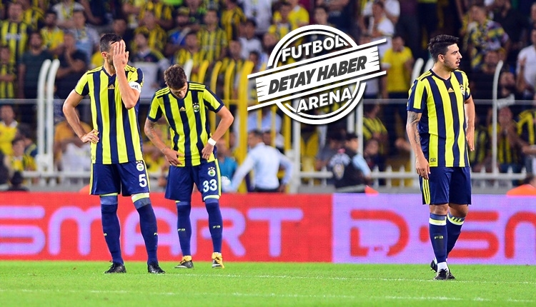 Fenerbahçe'de 2 gol kabusu!