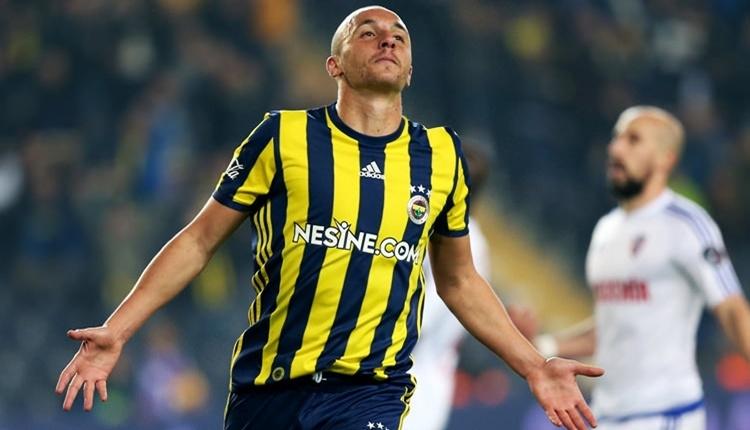 Fenerbahçe'de Aatif Chahechouhe'e ilk 11 yolu gözüktü