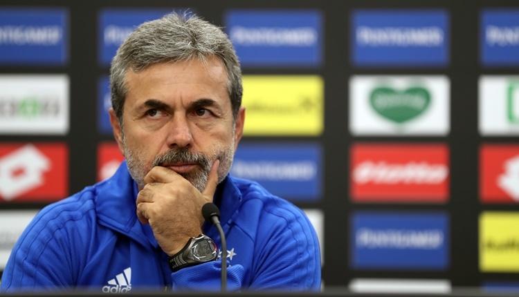 Fenerbahçe'de Aykut Kocaman sürpriz yapmadı