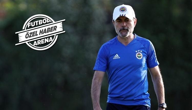 Fenerbahçe'de Aykut Kocaman taktiği oturtuyor! Radikal kararlar...