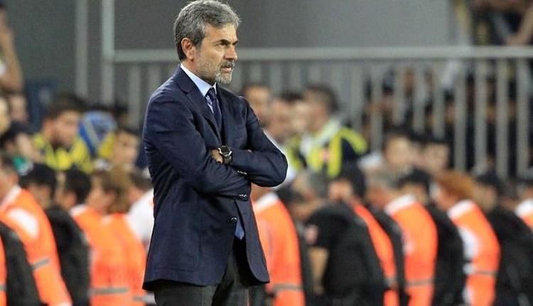 Fenerbahçe'de Aykut Kocaman'ın ilk 11'de 5 bankosu