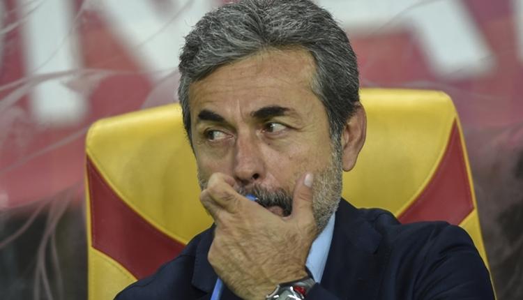 Fenerbahçe'de Aykut Kocaman'ın Avrupa karnesine darbe