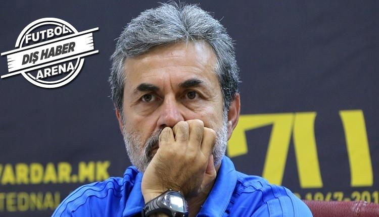 Fenerbahçe'de Aykut Kocaman'ın istediği forvet rekor ücretle satıldı