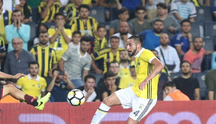 Fenerbahçe'de Cagliari maçı sonrası Isla: 'Şaşkınlık yaşıyorum'