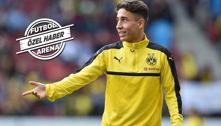 Fenerbahçe'de Emre Mor transferi bitiyor