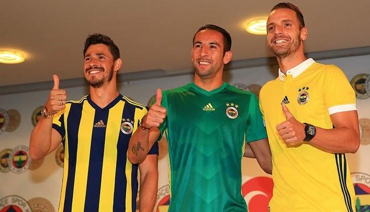 Fenerbahçe'de Giuliano, Isla ve Soldado imzaladı