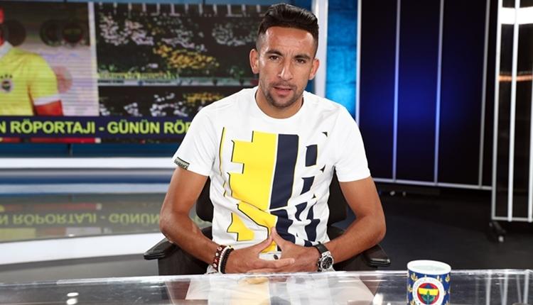 Fenerbahçe'de Mauricio Isla'dan Şampiyonlar Ligi iddiası