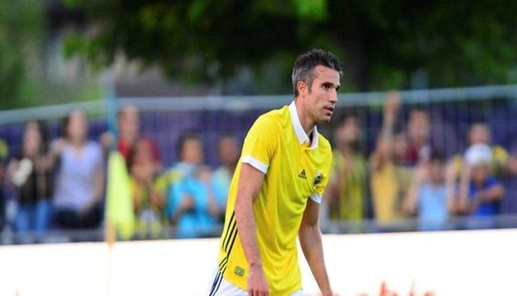 Fenerbahçe'de Robin van Persie'nin bahaneleri değişmiyor