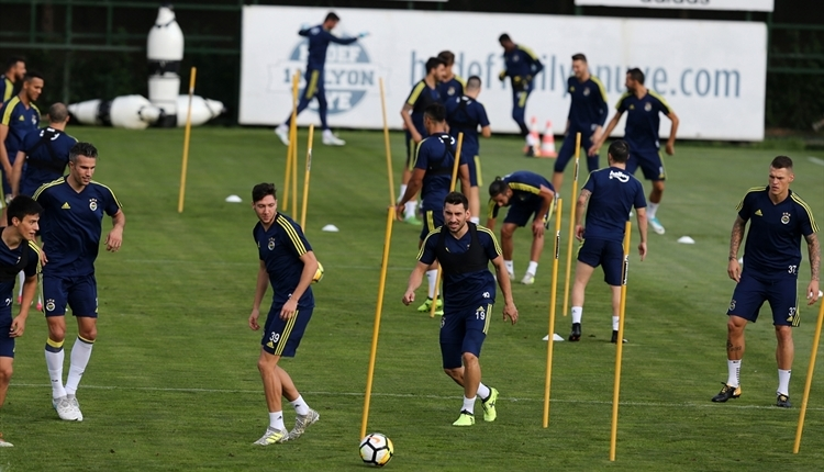 Fenerbahçe'de sakatlıklarda son durum (Fernandao, Mehmet Ekici, Salih Uçan, Van der Wiel)