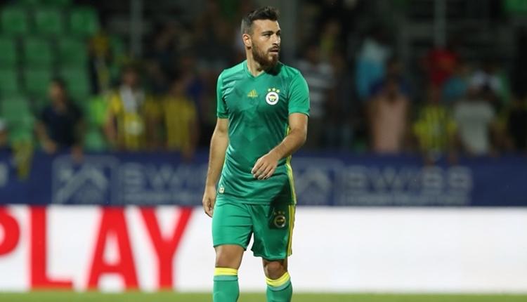 Fenerbahçe'de Samed Karakoç'tan Göztepe maçı itirafı