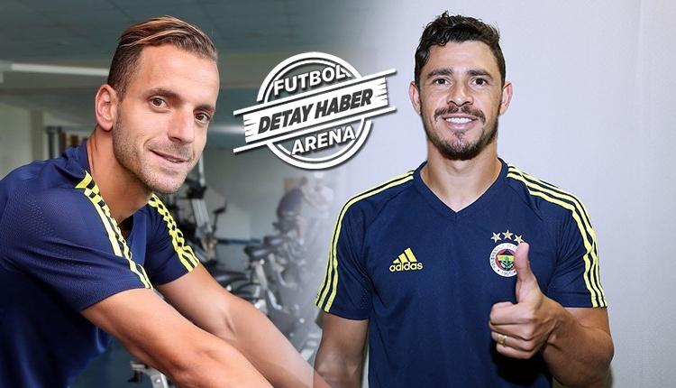 Fenerbahçe'de Soldado, Vardar maçında oynayacak mı?