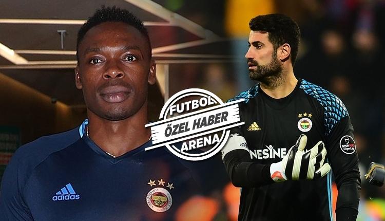 Fenerbahçe'de Trabzon maçı için Kameni kararı