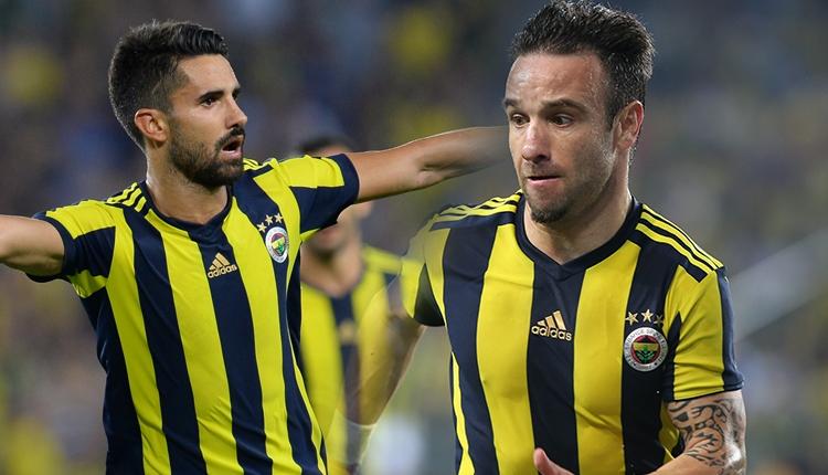 Fenerbahçe'de Valbuena ve Alper Potuk'tan taraftara mesaj
