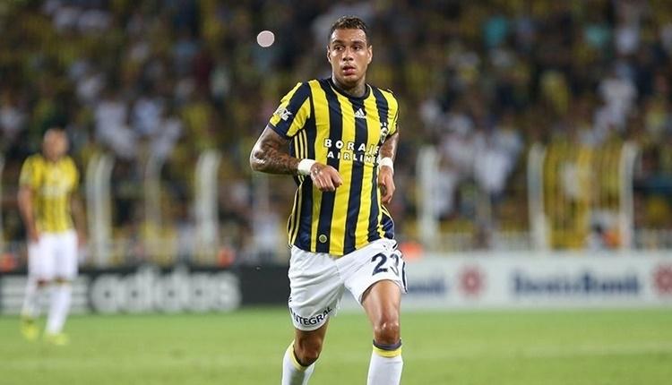 Fenerbahçe'de Van der Wiel'in paylaşımı kafa karıştırdı