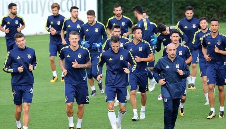 Fenerbahçe'de Vardar maçı öncesi Soldado gelişmesi