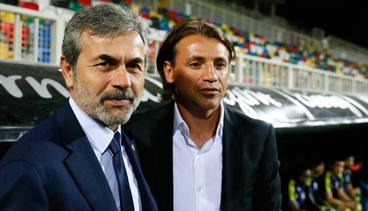 Fenerbahçe'den puan alan Tamer Tuna'dan açıklamalar