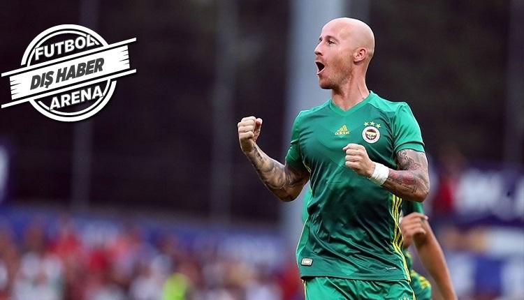 Fenerbahçe'den Slavia Prag'a transfer olan Stoch,