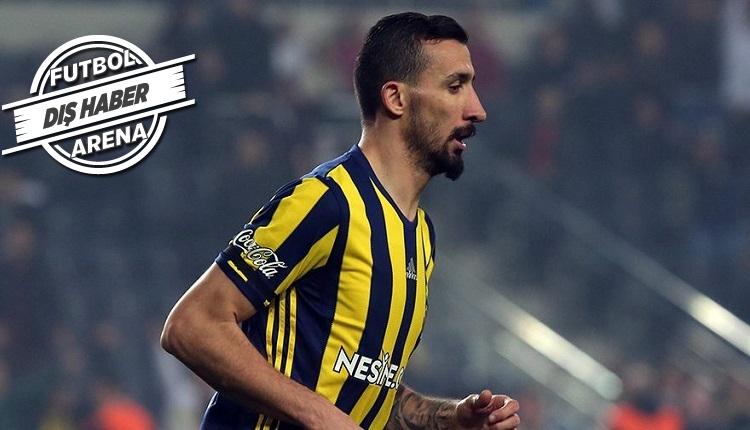 Fenerbahçeli Mehmet Topal ile Vardar maçı sonrası Makedon basını dalga geçti