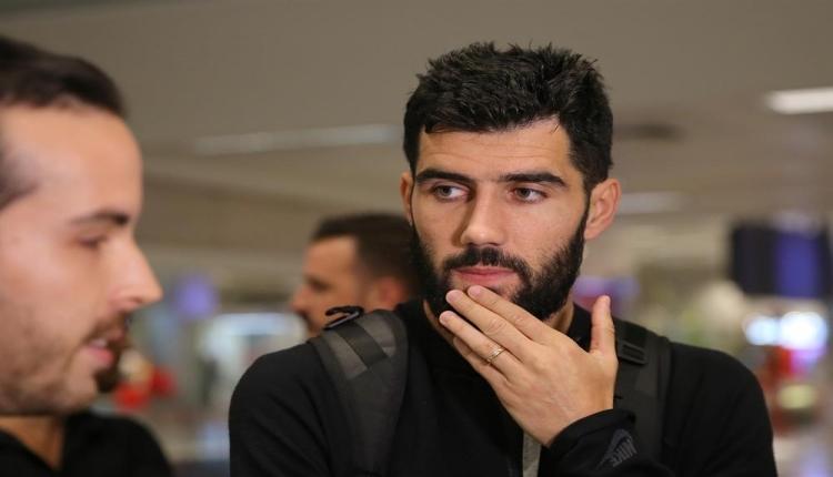 Fenerbahçeli Neto: ''Çok büyük bir kulübe geldim''