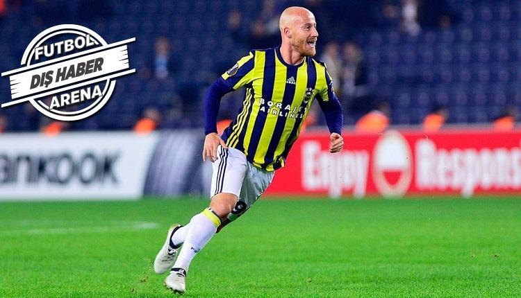 Fenerbahçeli Stoch Slavia Prag'a transfer oluyor