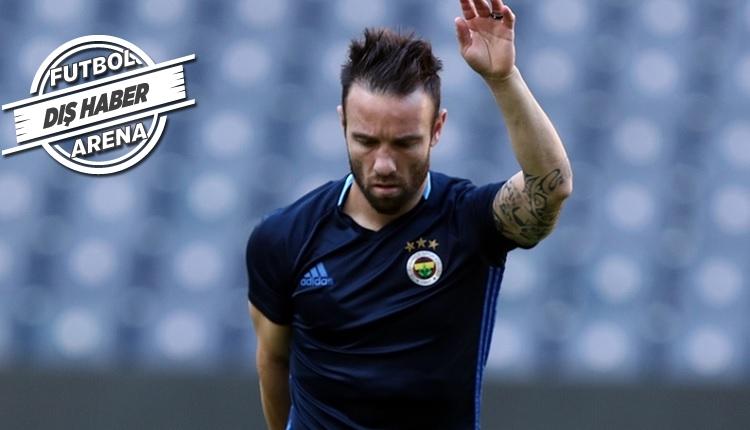 Fenerbahçeli Valbuena'dan Galatasaray sözleri