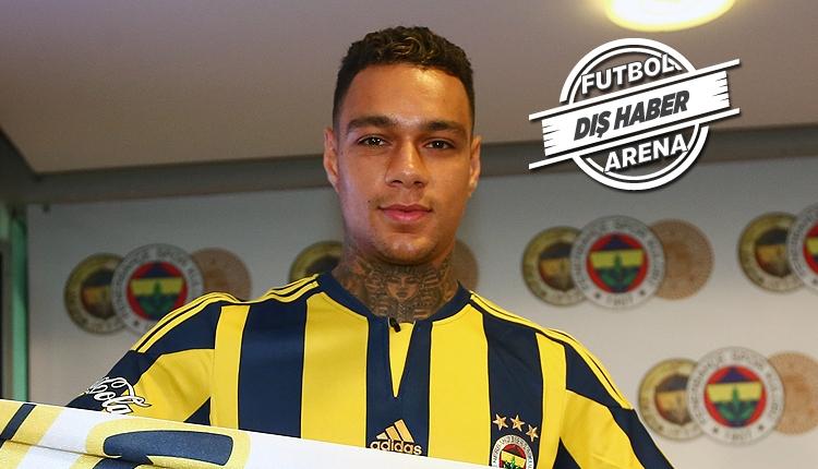 Fenerbahçeli Van der Wiel için resmi açıklama