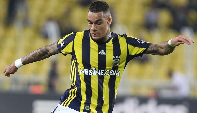 Fenerbahçeli Van der Wiel transfer için İtalya'da
