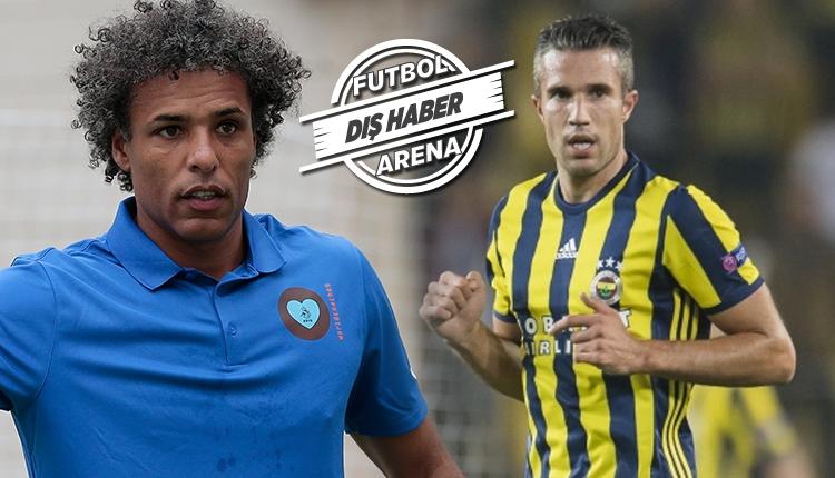 Fenerbahçeli Van Persie için Hooijdonk'tan çarpıcı sözler