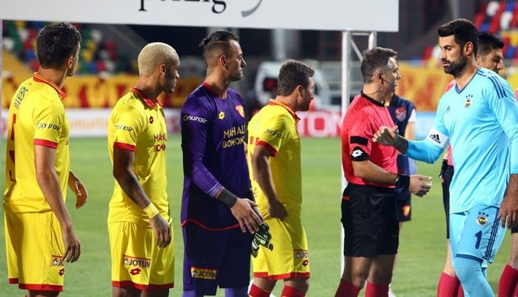 Fenerbahçeli Volkan Demirel'den maç sonu Sabri sorusuna yanıt