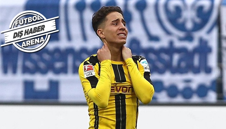 Fenerbahçe'nin bir dönem istediği Emre Mor'un Inter'e transferinde problem çıktı