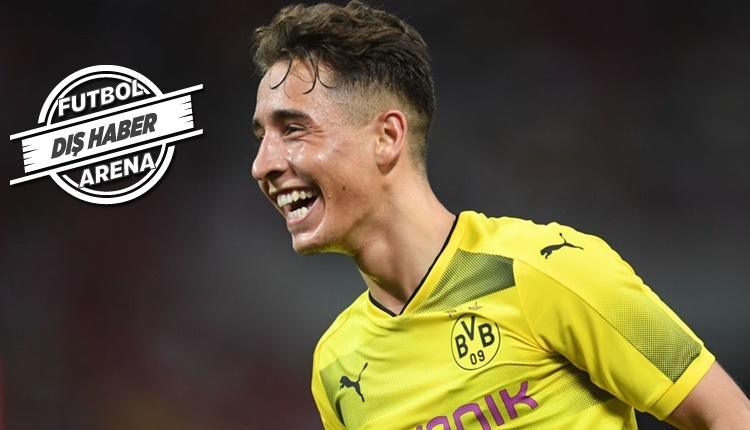 Fenerbahçe'nin Emre Mor transferinde flaş gelişme