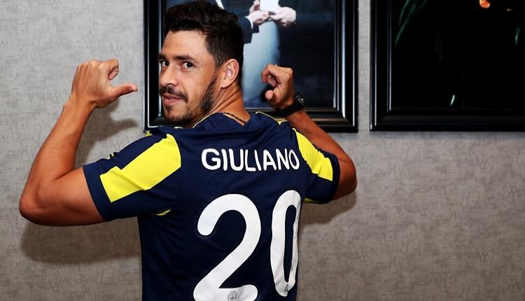 Fenerbahçe'nin Giuliano transferinde pürüz çıkartan isim Constantine