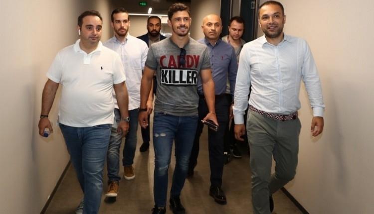 Fenerbahçe'nin transferiGiuliano'nun ilk sözleri