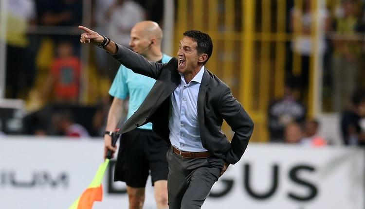 Fenerbahçe'yi eleyen Vardar'ın hocasından çarpıcı gönderme