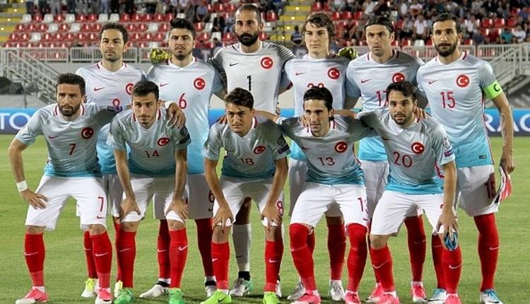 FIFA sıralamasında Türkiye kaçıncı?