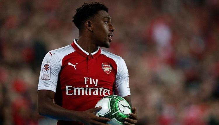 Galatasaray, Arsenal'den Alex Iwobi'yi transfer edecek mi?