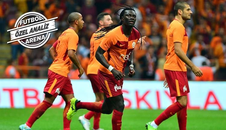 Galatasaray az ama öz geliyor!
