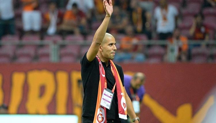 Galatasaray, Feghouli tansferini video ile açıkladı (İZLE)