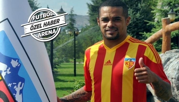 Galatasaray forvete Welliton'u mu transfer ediyor?