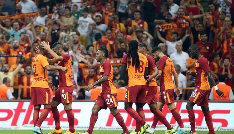 Galatasaray gol rekorunu kıracak mı?