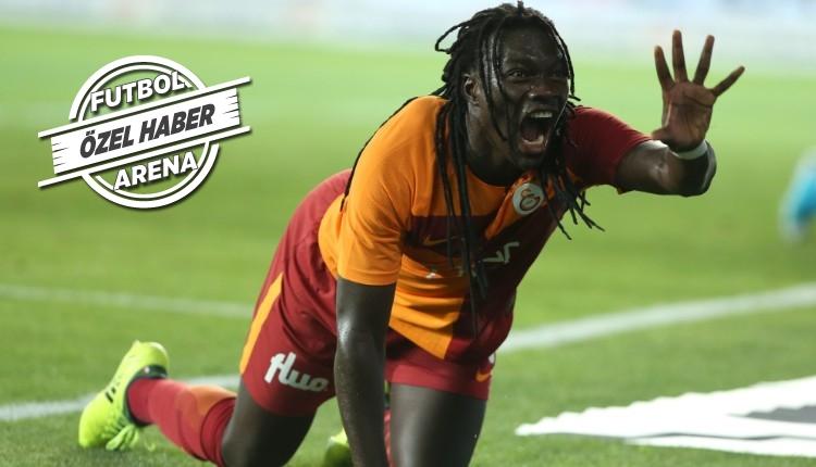 Galatasaray, Bafetimbi Gomis maskesi dağıtacak mı?