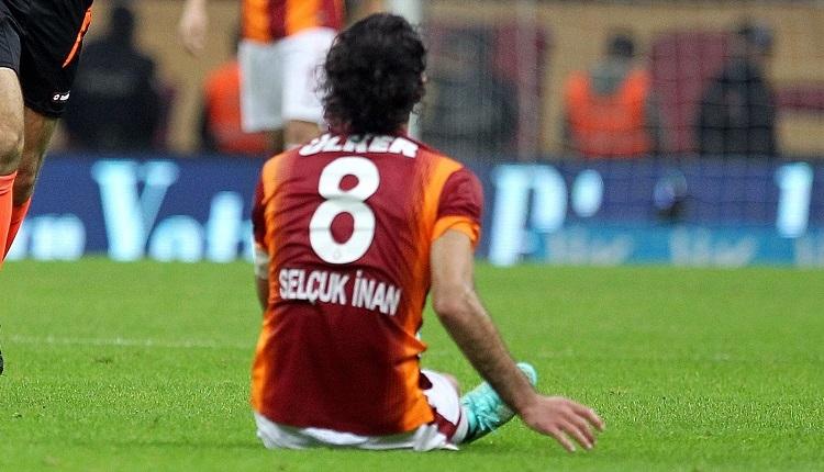 Galatasaray - Hertha Berlin maçında Selçuk İnan şoku