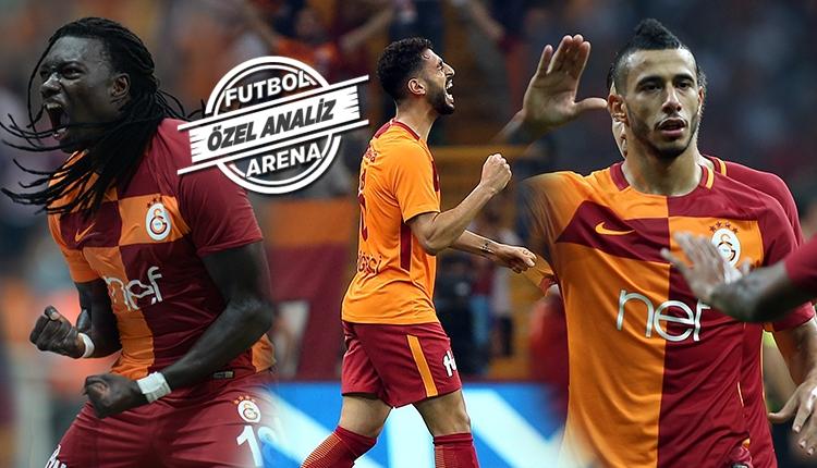 Galatasaray - Kayserispor maçında kim, nasıl oynadı?