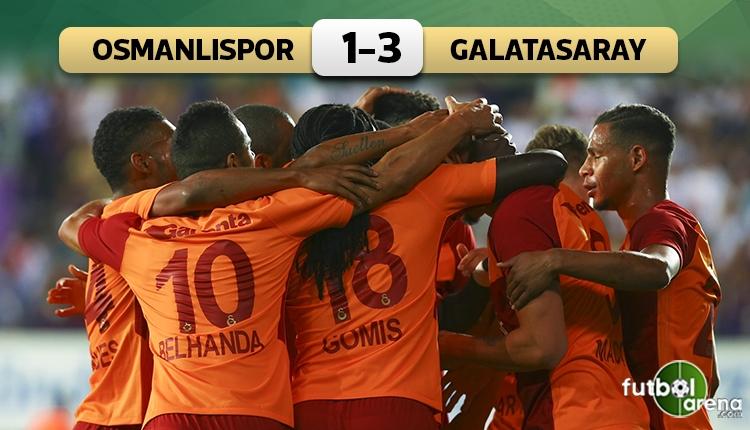 Galatasaray şova devam ediyor!
