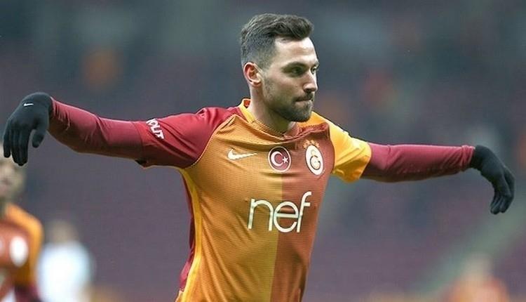 Galatasaray tribünleri Sinan Gümüş'ü sildi! Tepki neden?