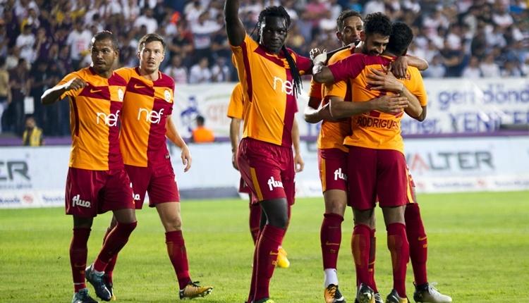 Galatasaray, Tudor ile seri yakaladı!