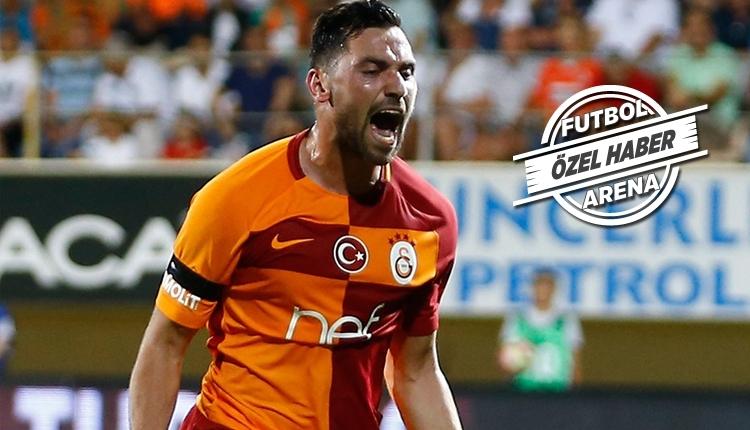 Galatasaray yönetiminden Sinan Gümüş'e tepki