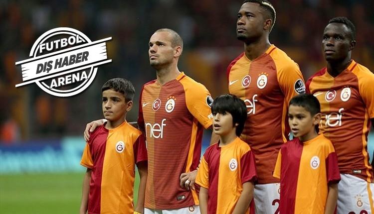 Galatasaray'a Chedjou'dan gönderme!