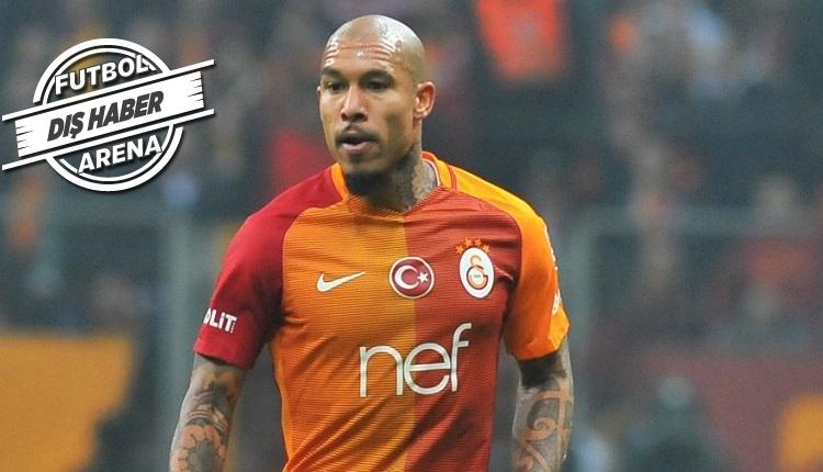 Galatasaray'da Nigel De Jong'a Ajax'tan transfer teklifi